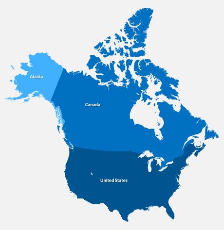 Marble USA - CANADA